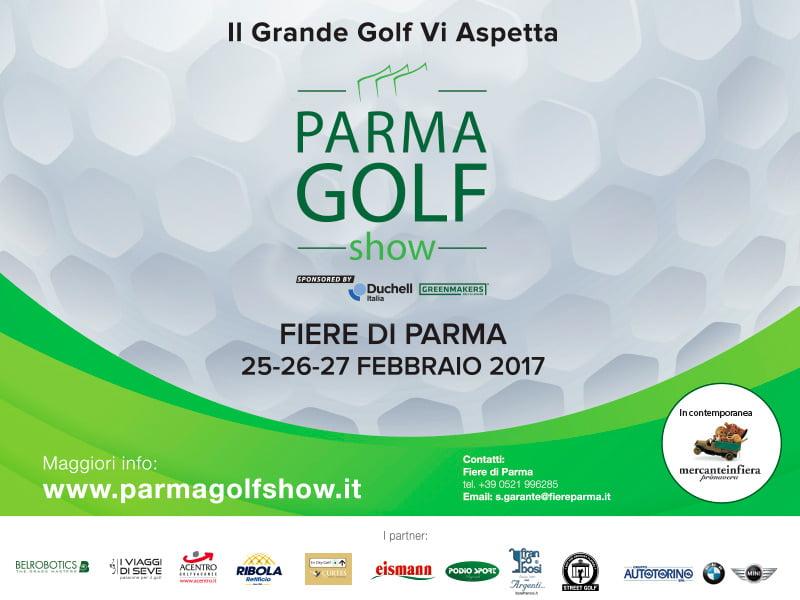 Salone del golf 2017 parma golf show fiera di 3 giorni for Fiera parma 2017
