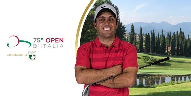 open italia 2018 golf